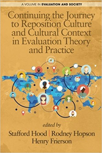 New! Culturally Responsive Evaluation Text