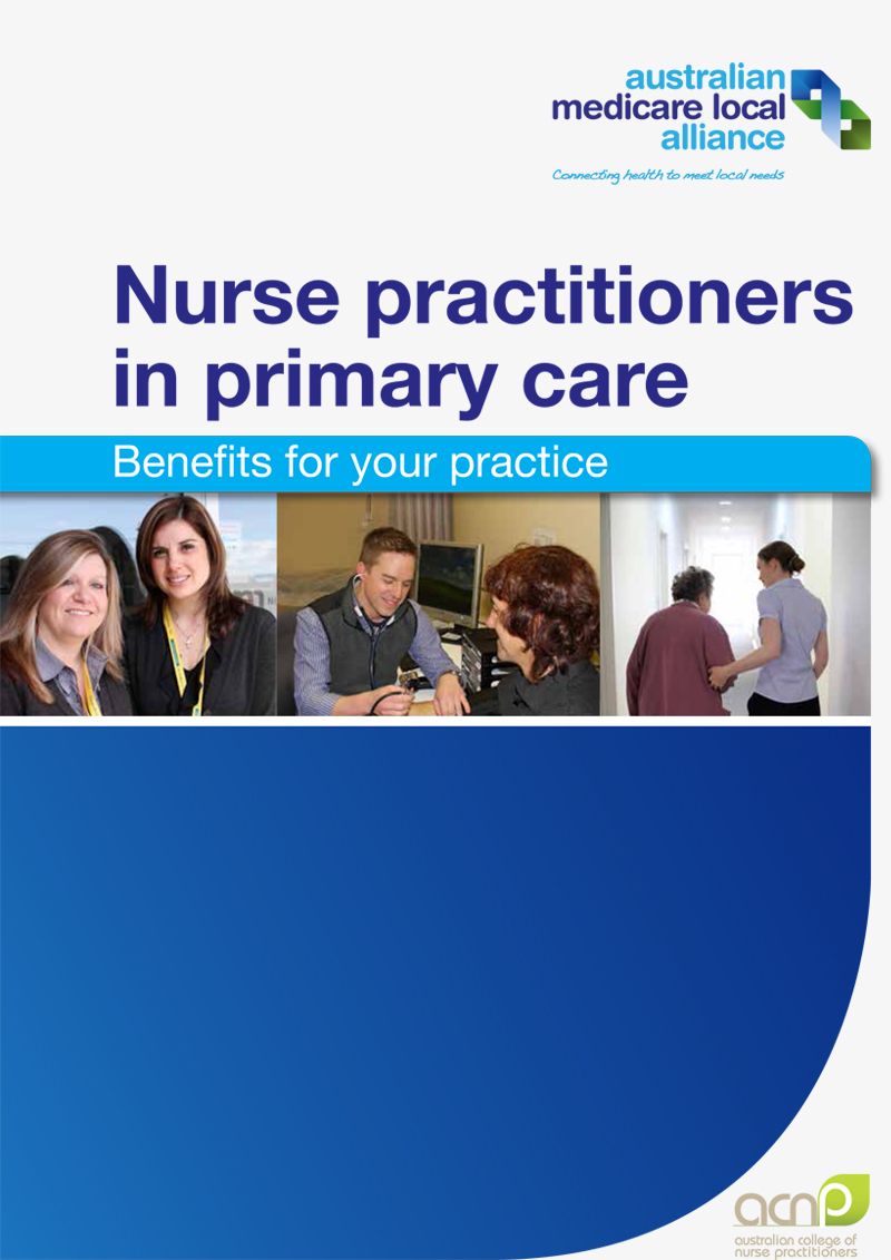 Cover: Nurse Practitioners