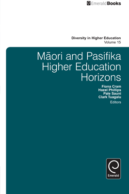 Cover: Māori and Pasifika Higher Education Horizons